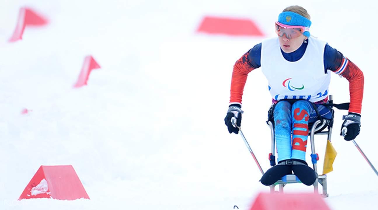 平昌殘奧會比賽