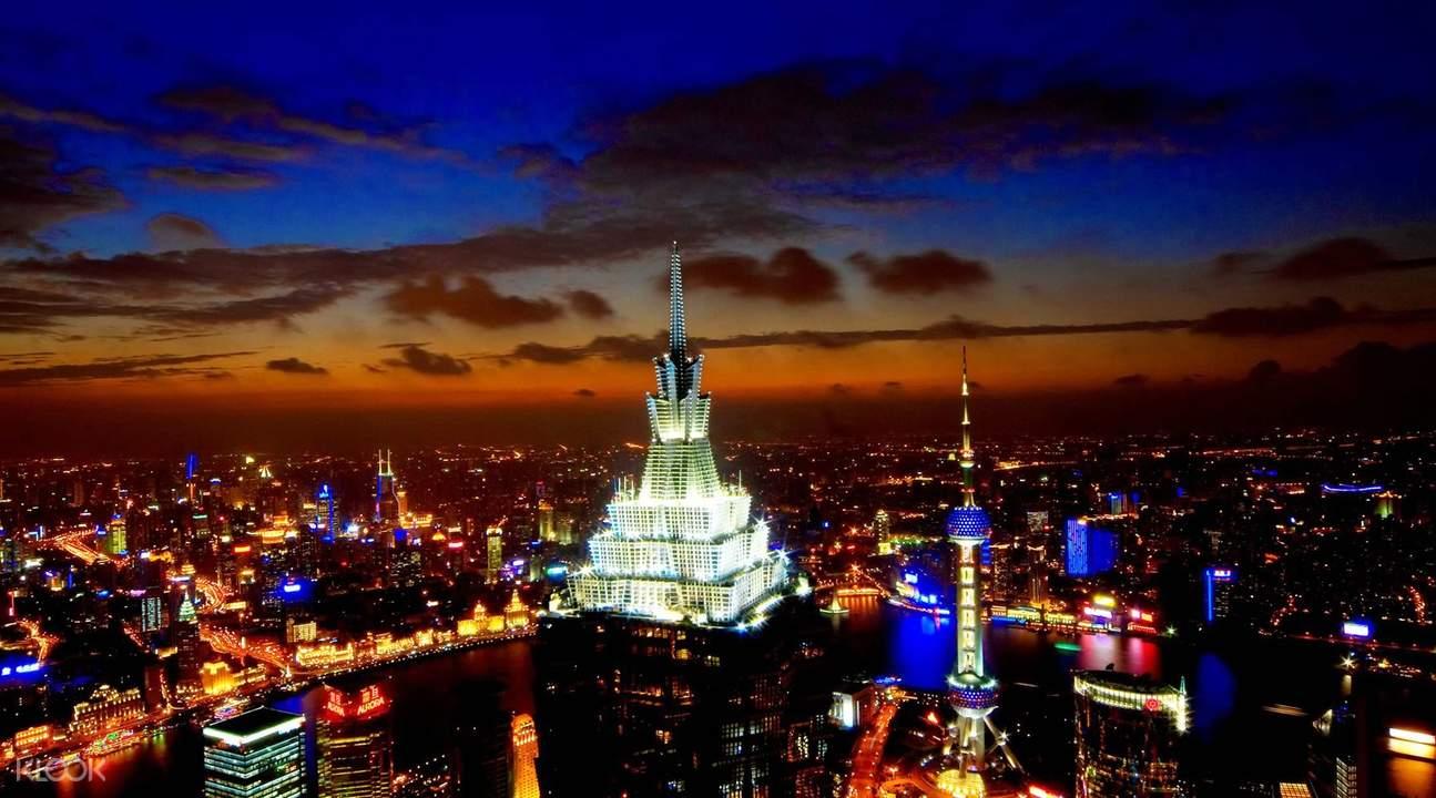 上海環球金融中心觀光廳