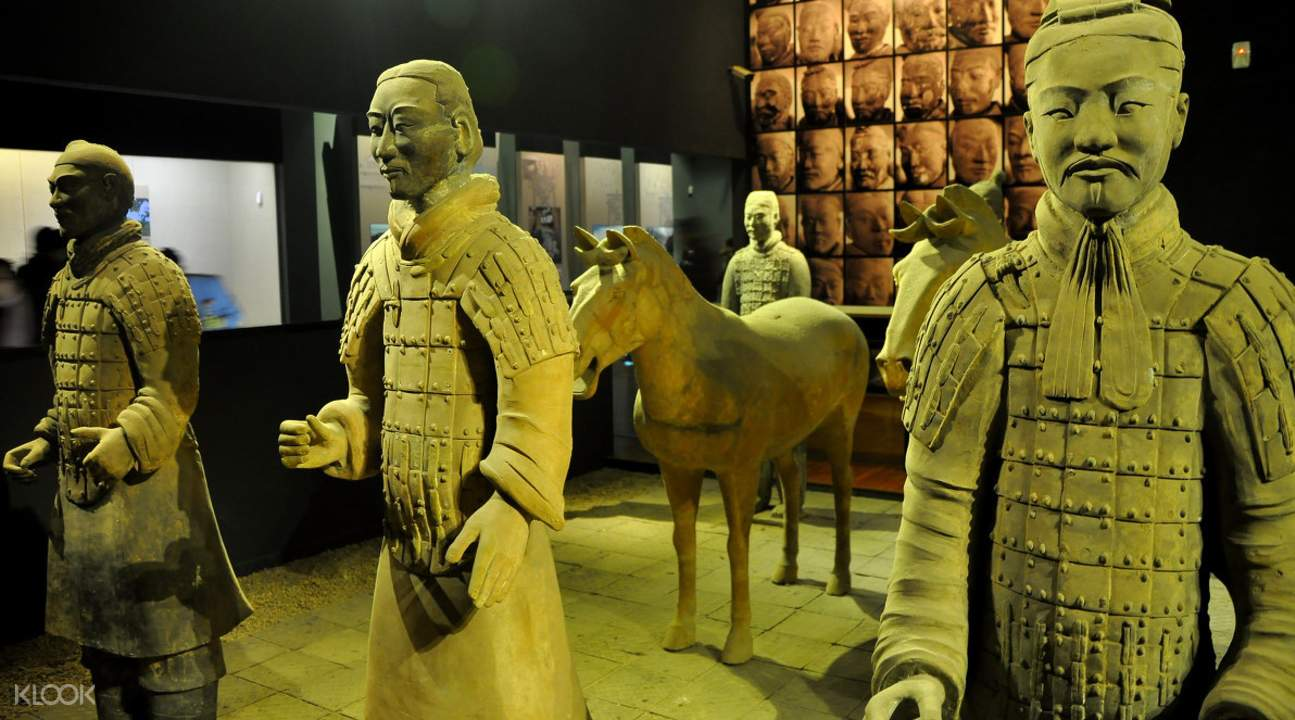 Shaanxi History Museum tour