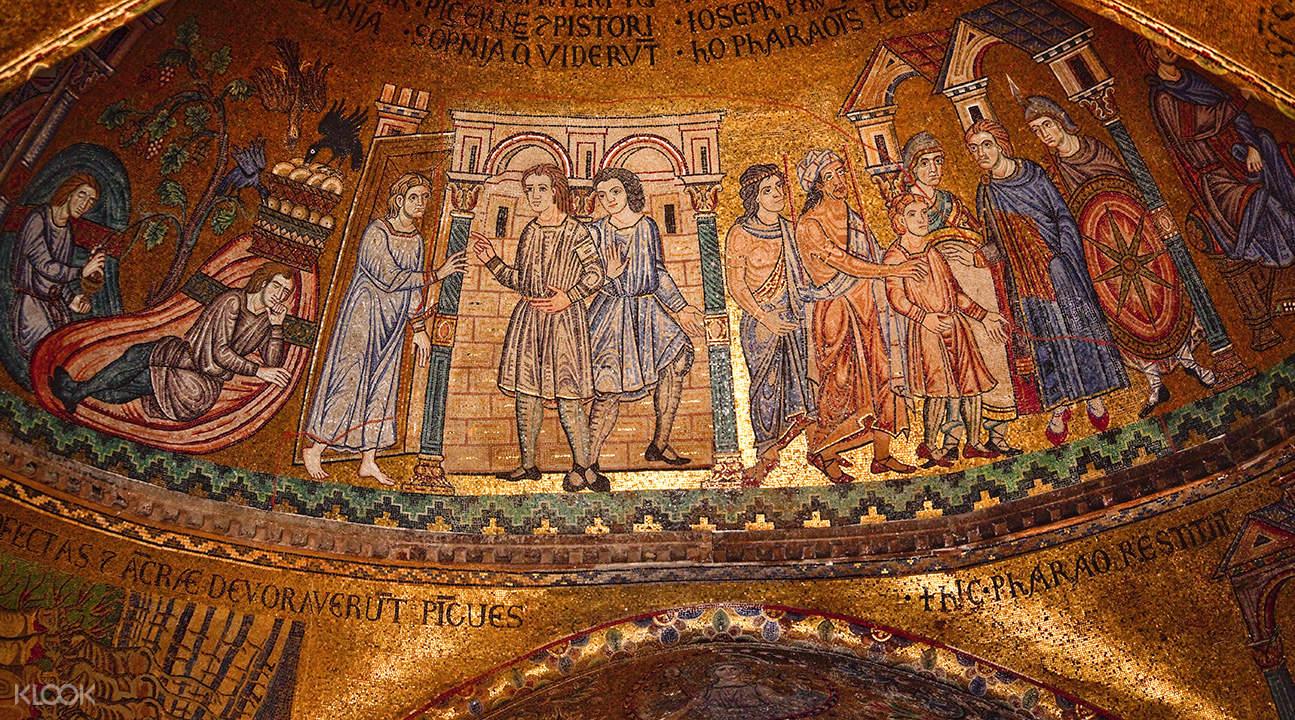 saint mark's basilica venice guided tour