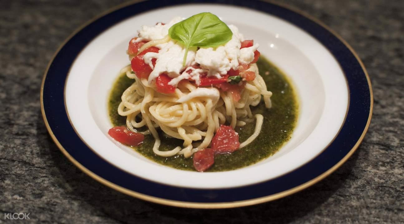 佛罗伦萨传统家庭美食意面