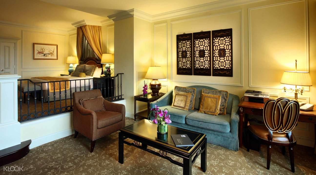 Macau Venetian Hotel with Gondola Ride Experience