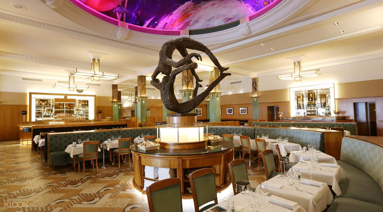 Lunch or Dinner at a Parisian Brasserie - Klook