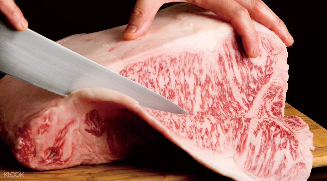 日本和牛烤肉 - 银座炎藏