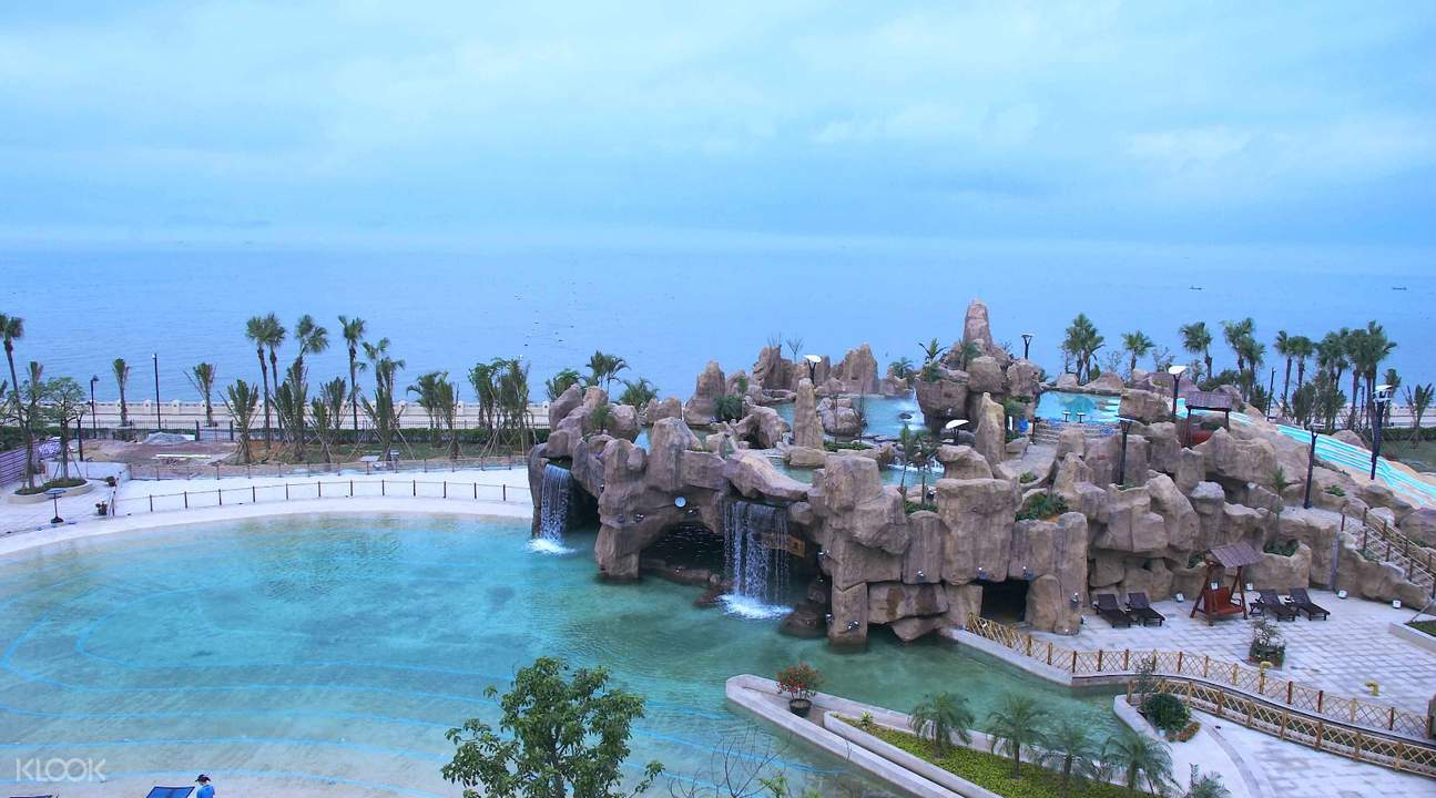 hot spring resorts in guangdong