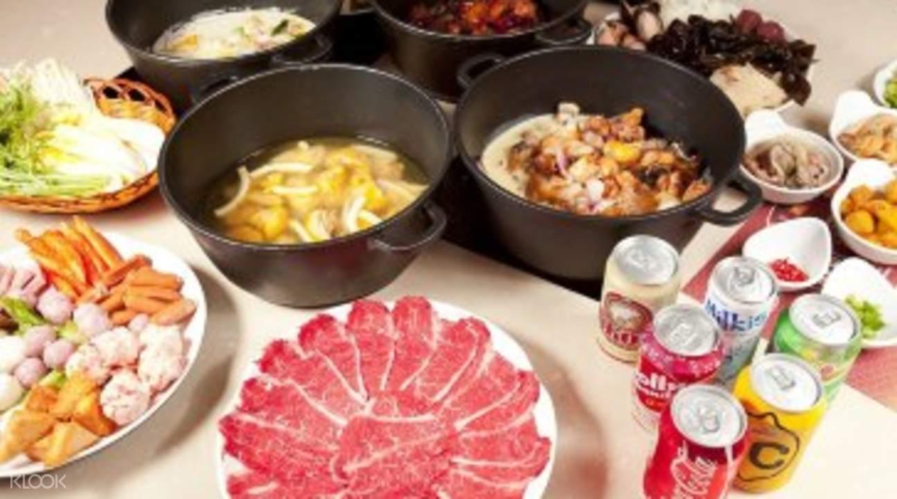 香港滿堂紅雞煲火鍋