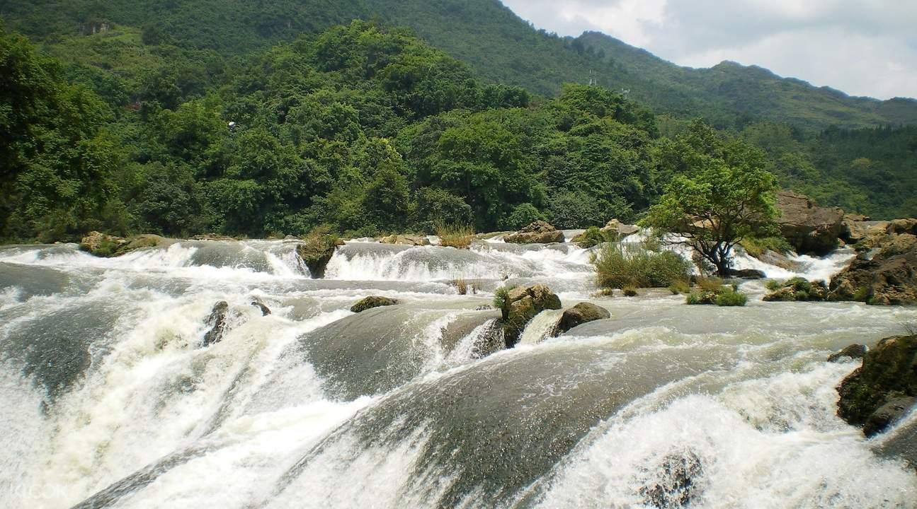貴州黃果樹瀑布門票(含觀光車票)