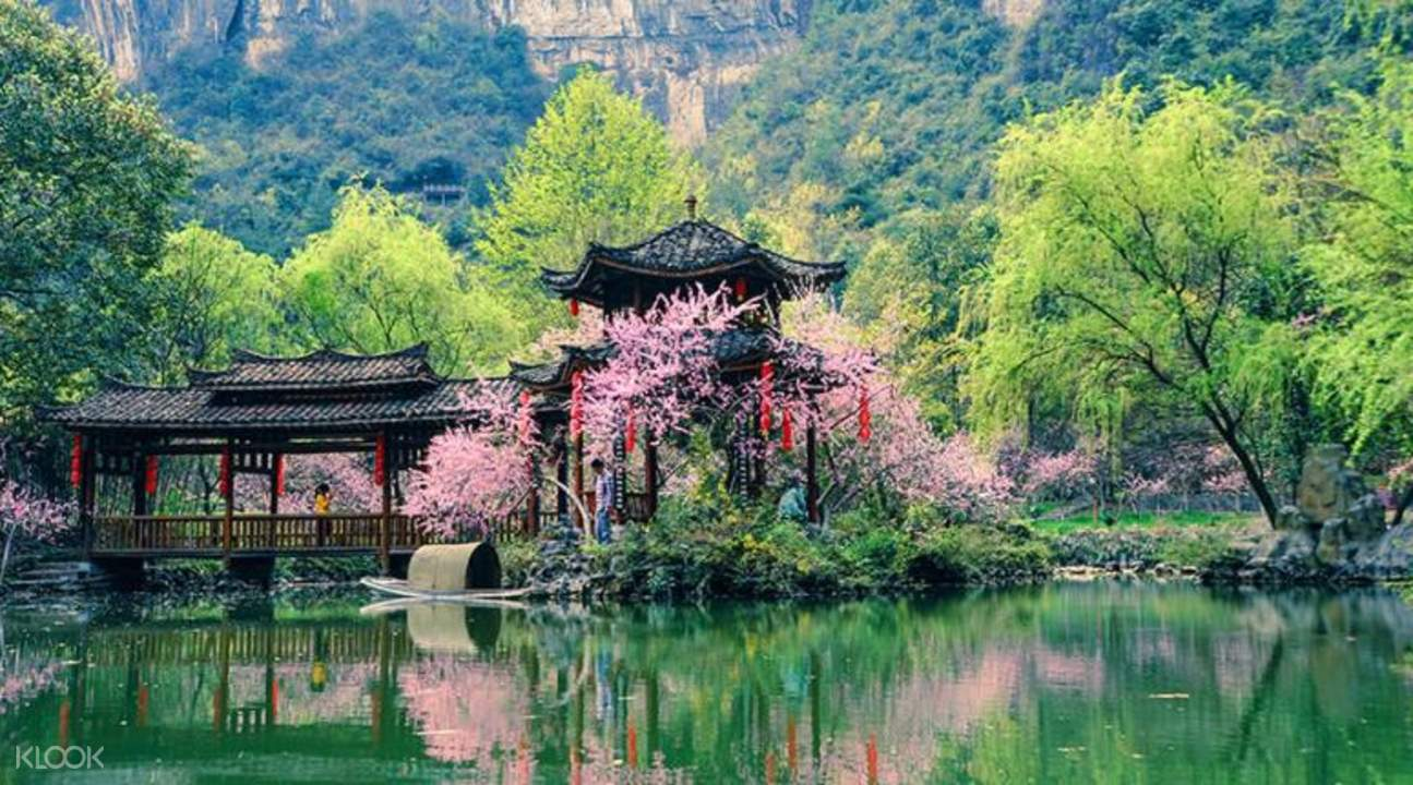 youyang taohuayuan scenic area ticket chongqing