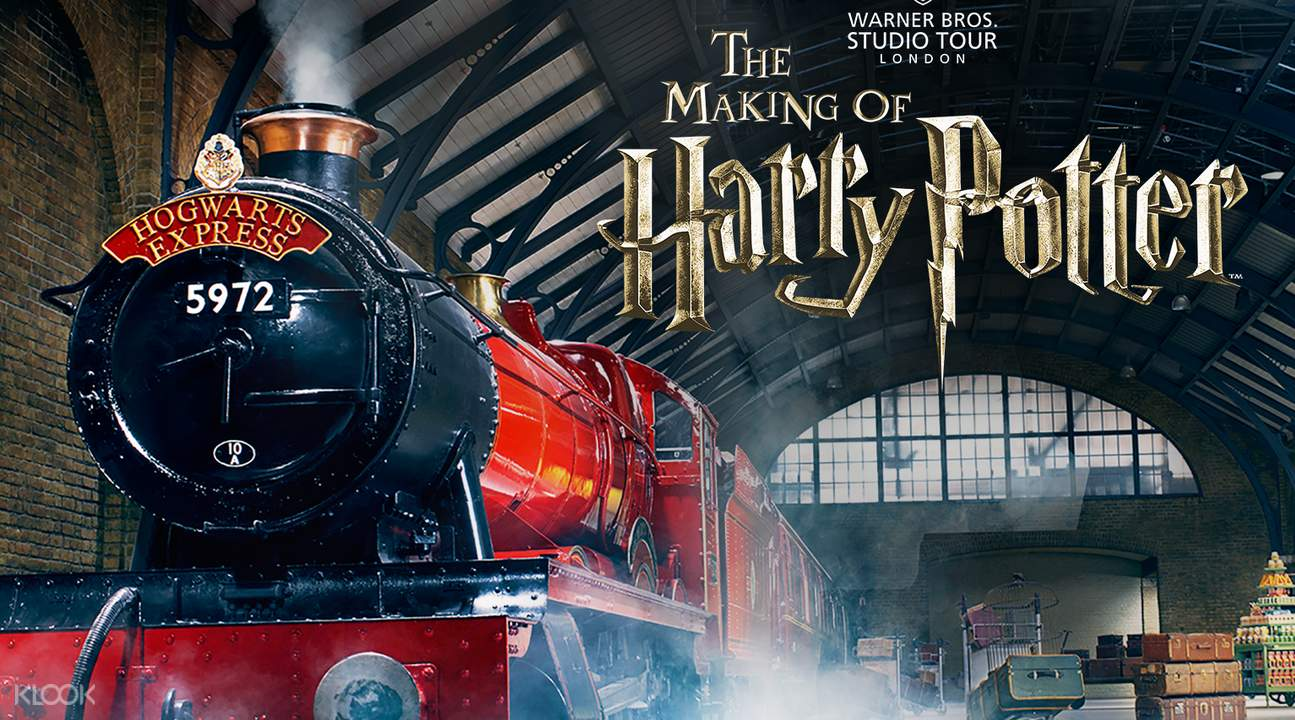 the making of harry potter studio tour london