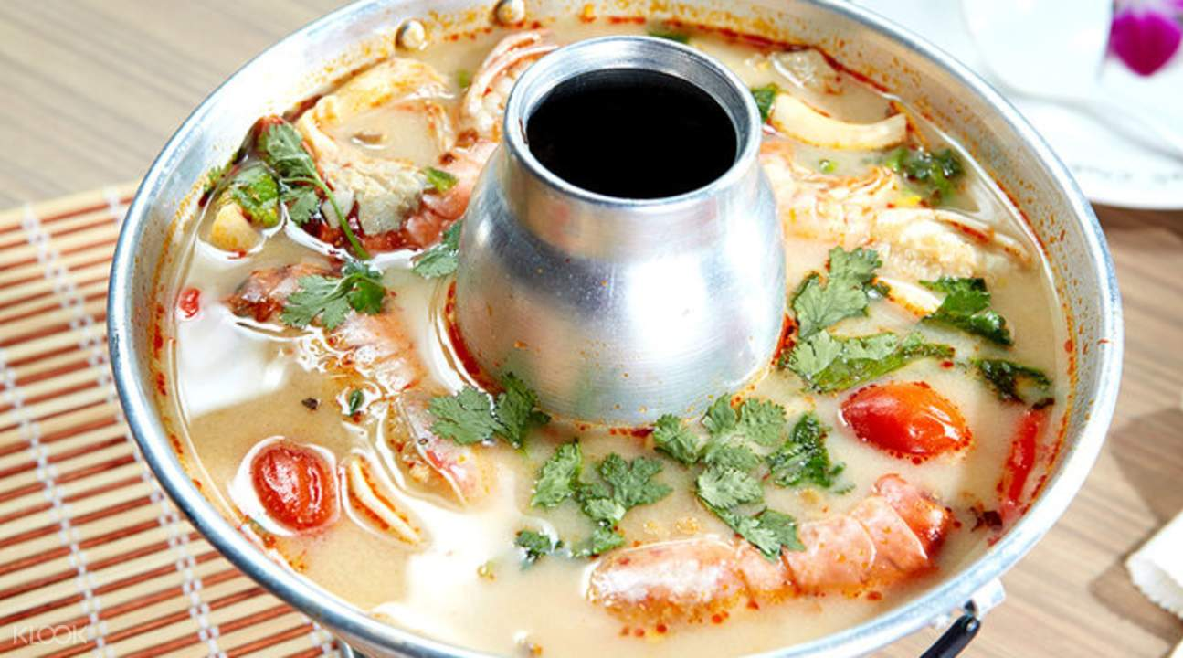 金蘭花泰國餐廳東央貢