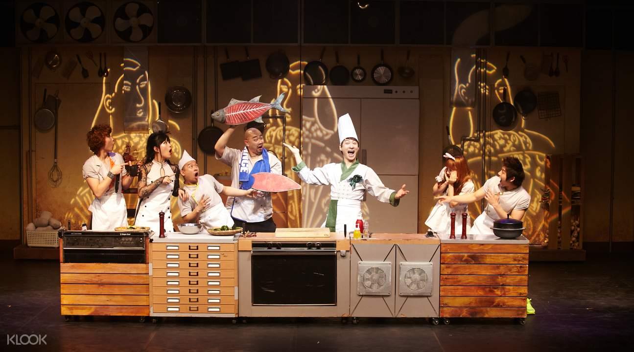 CHEF韓食美味公演