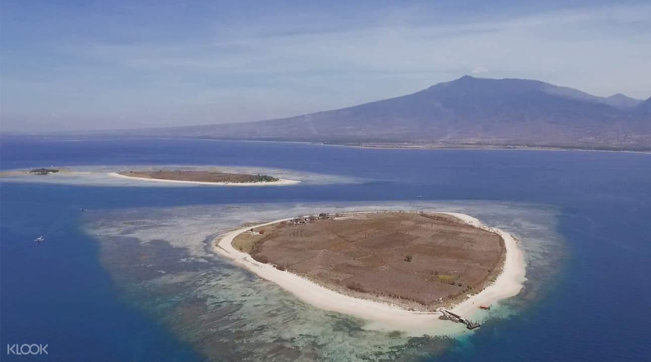 吉利四小岛一日游