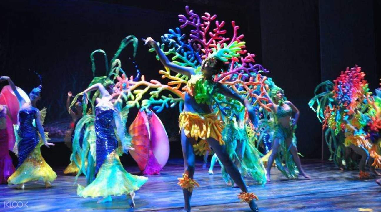 Minnan Magic Cultural Show