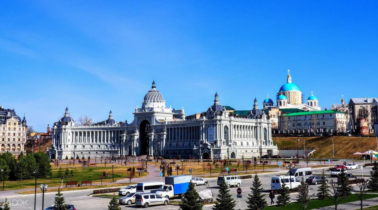 palace in kazan