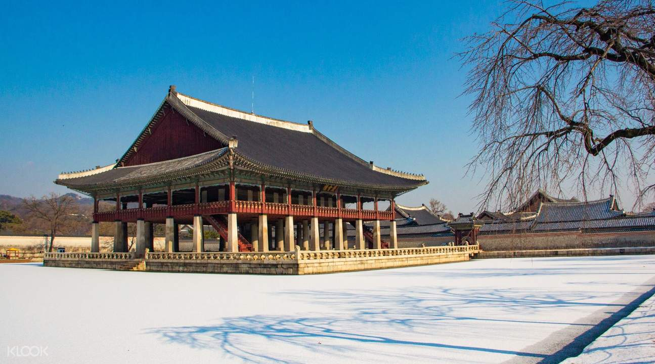 Take a step back in time to the Joseon Dynasty