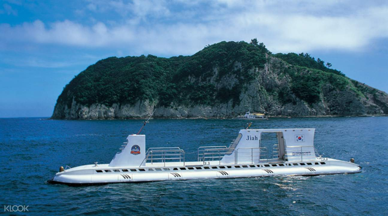 world safety record seogwipo submarine
