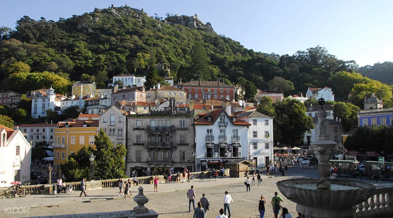 sintra village sintra cascais estoril day tour from lisbon
