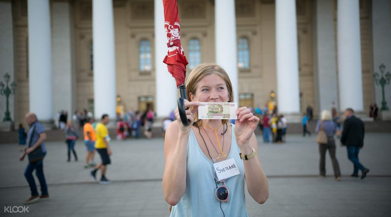 Communist Walking Tour in Moscow, Russia - Klook