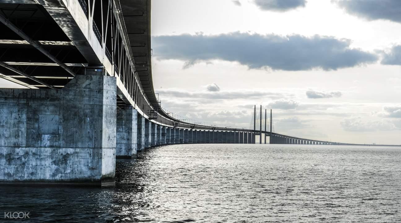Oresund Bridge tour