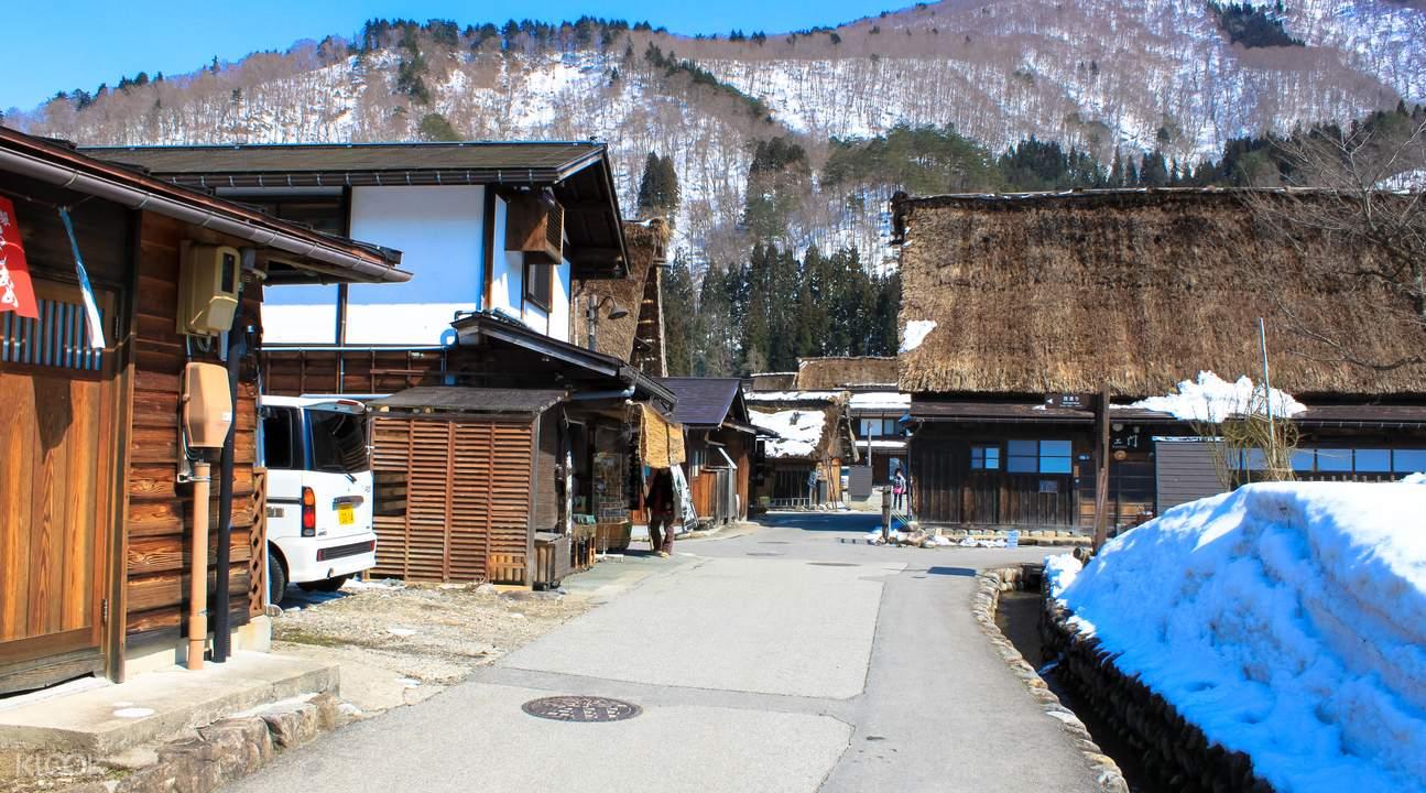 shirakawa light up tour