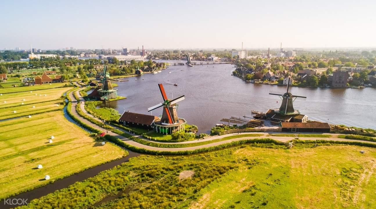 阿姆斯特丹风车一日游