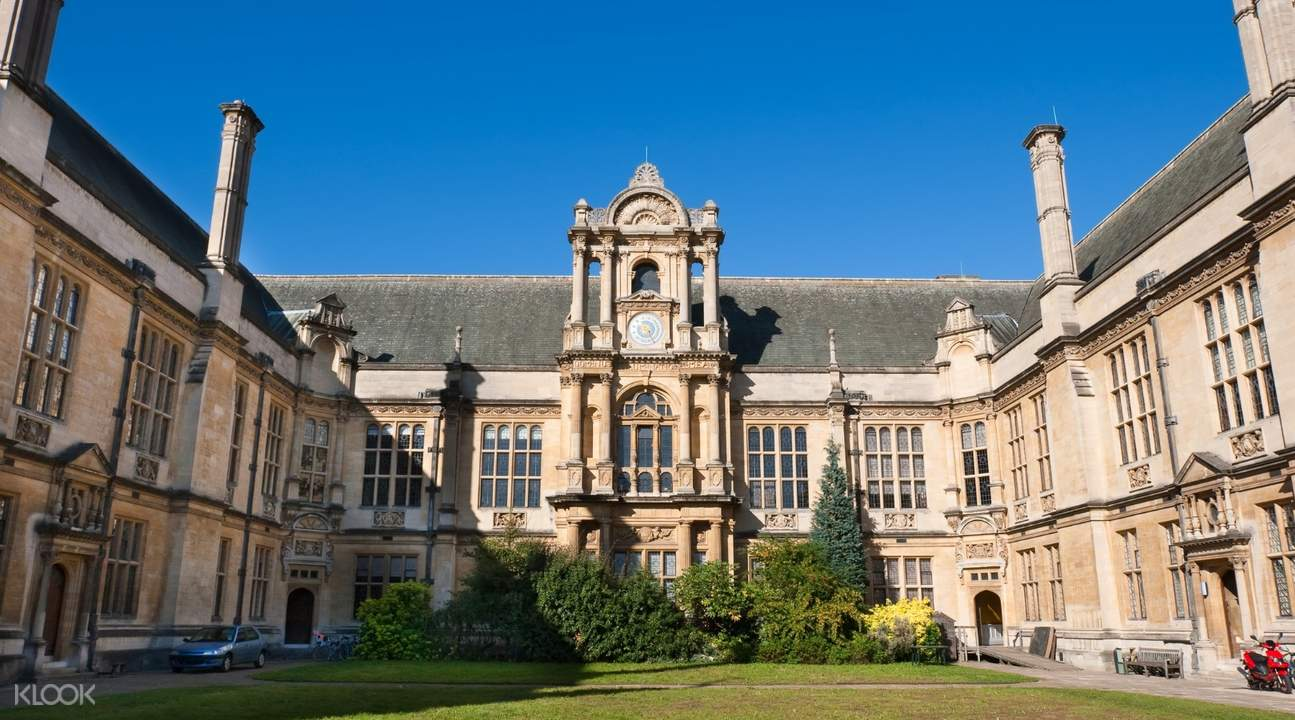 oxford college tower