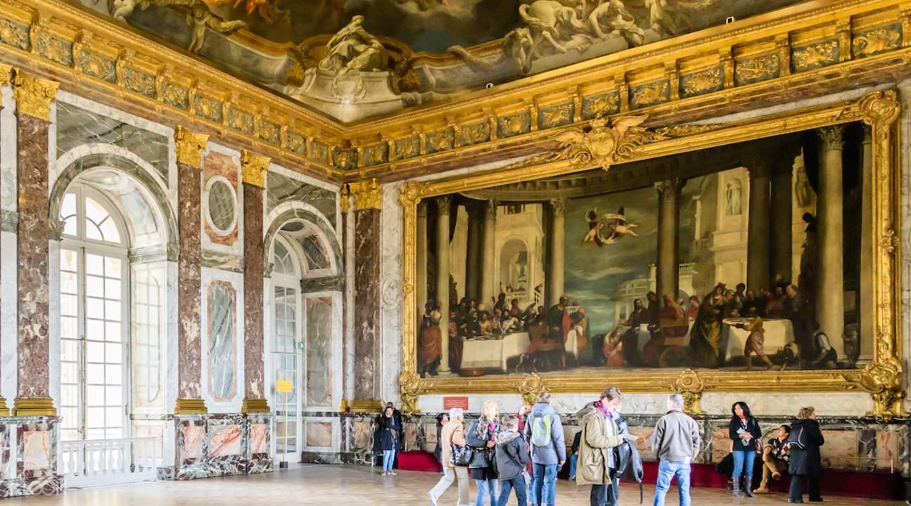 palace of versailles interiors