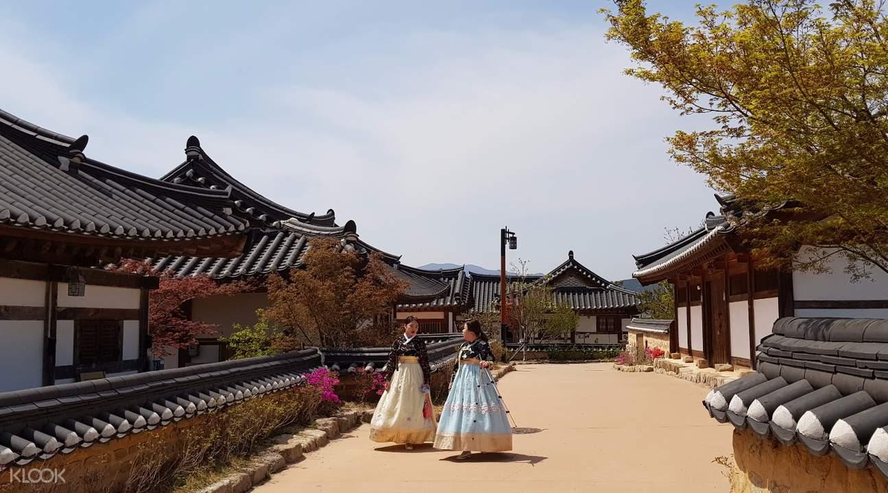 gyochon hanok village