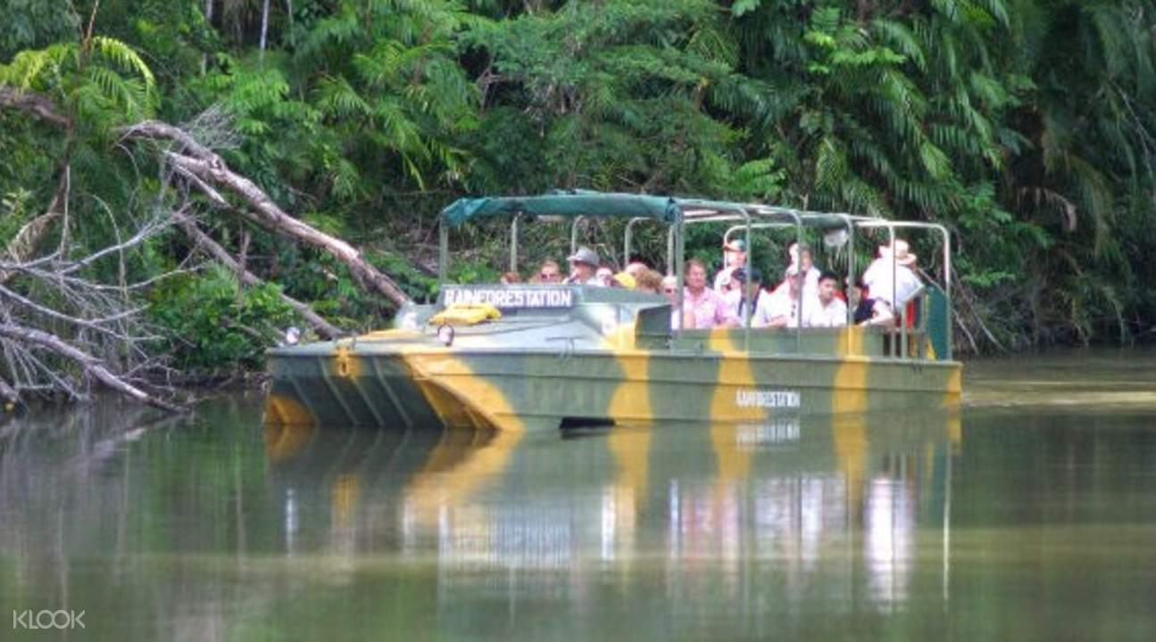 Rainforestation Nature Park Experience