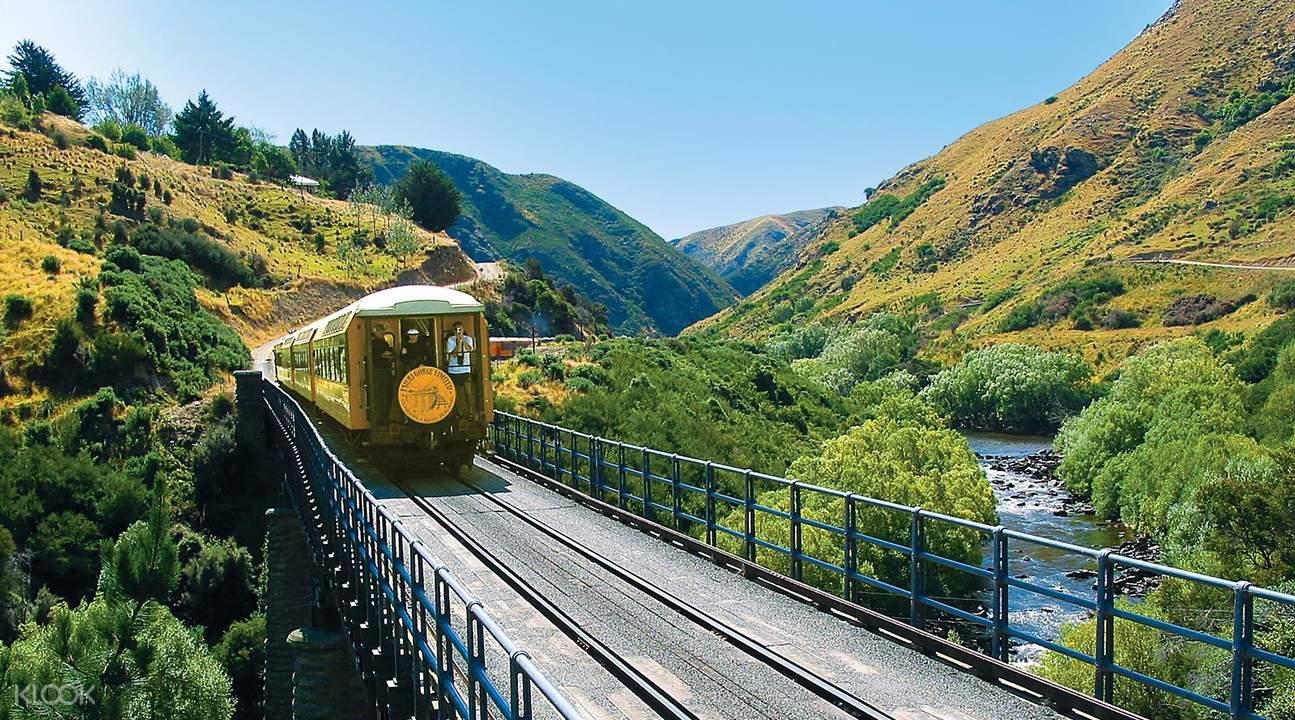 泰伊里峡谷观光火车
