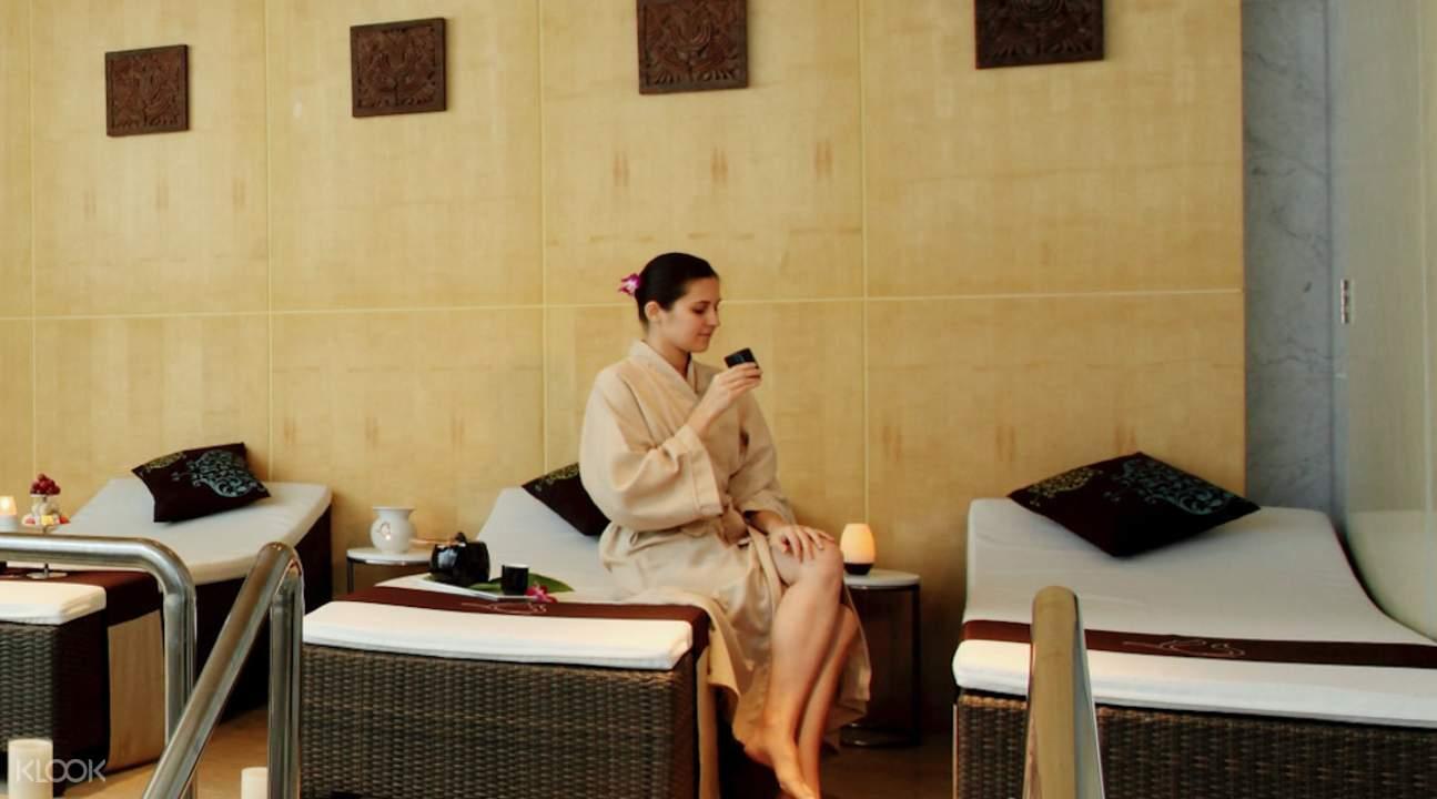 曼谷森塔拉中央世界商業中心酒店SPA Cenvaree