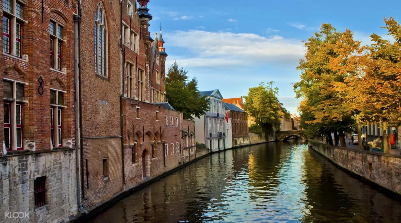 比利时小城布鲁日一日游