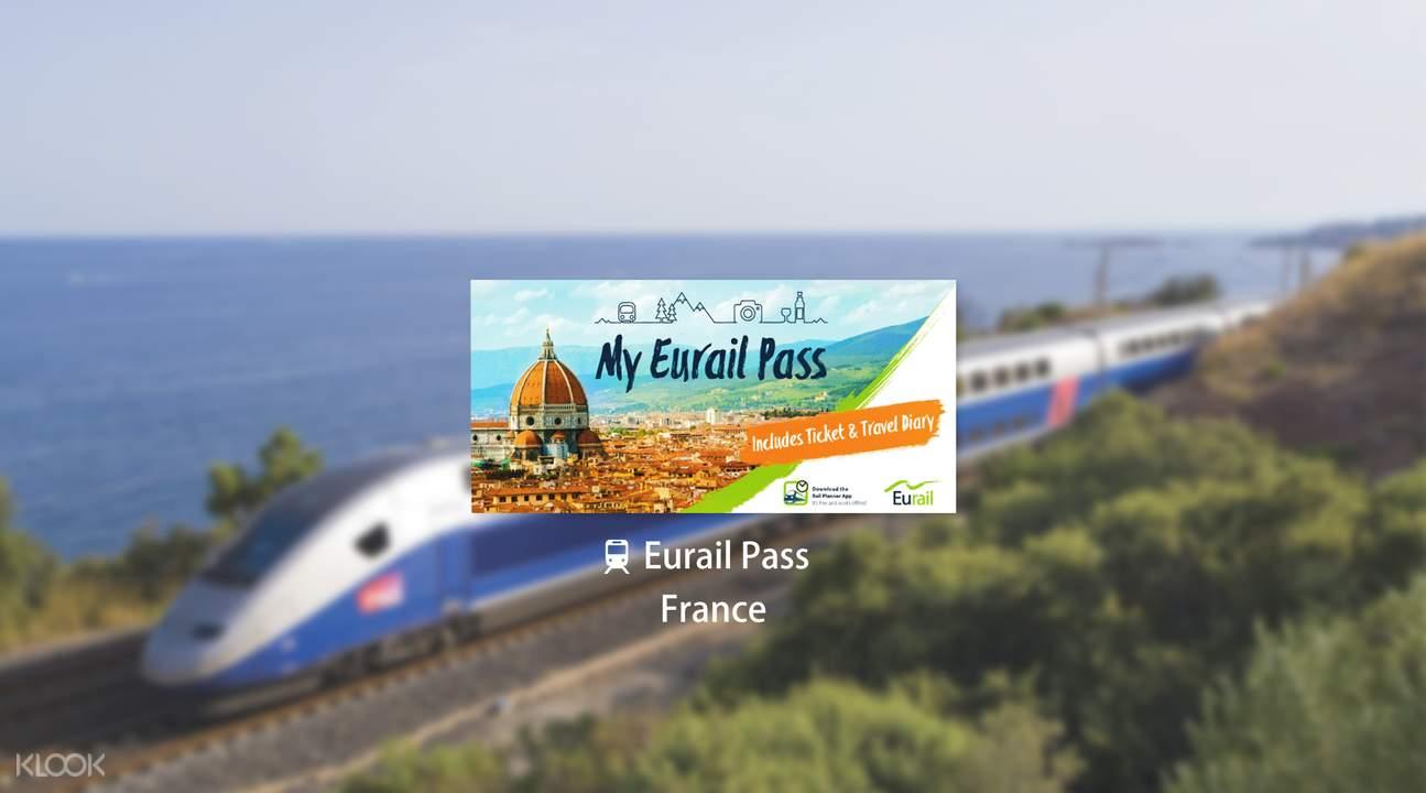 france eurail pass
