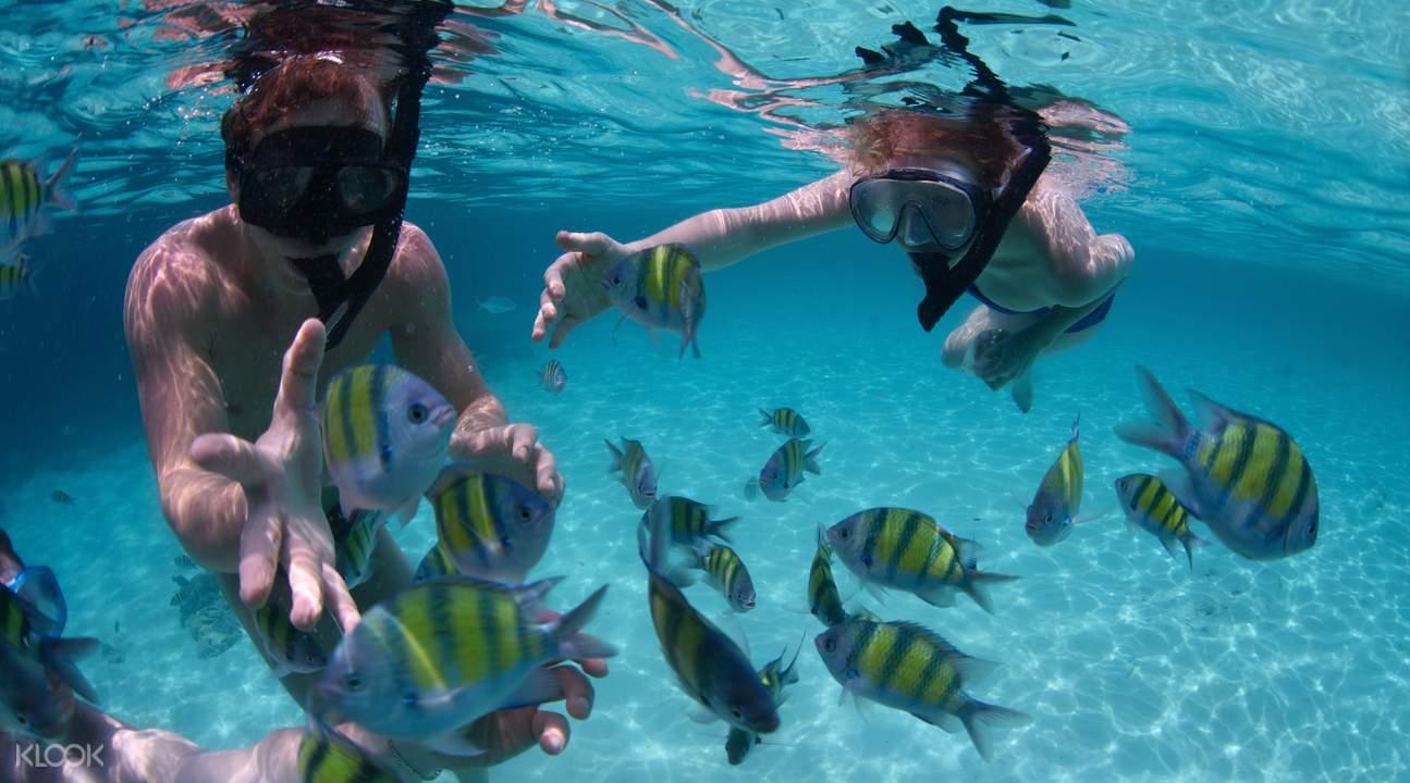 巴厘岛海底摩托车体验