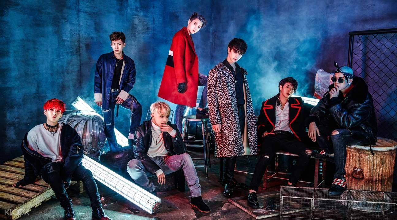 K-Pop group BTOB