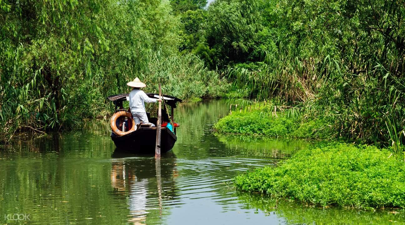 杭州西溪湿地国家公园门票