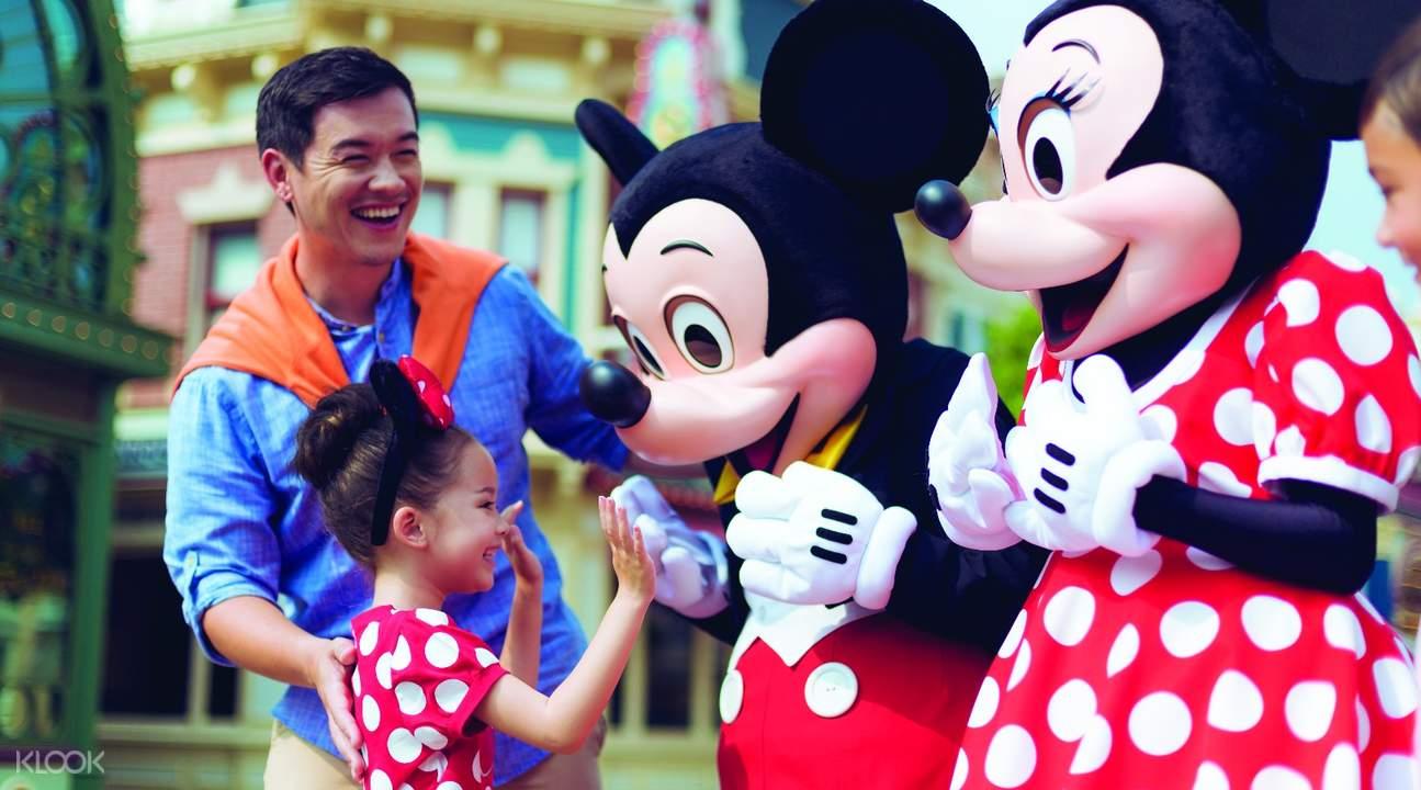 香港油麻地尖东至香港迪士尼乐园昂坪360