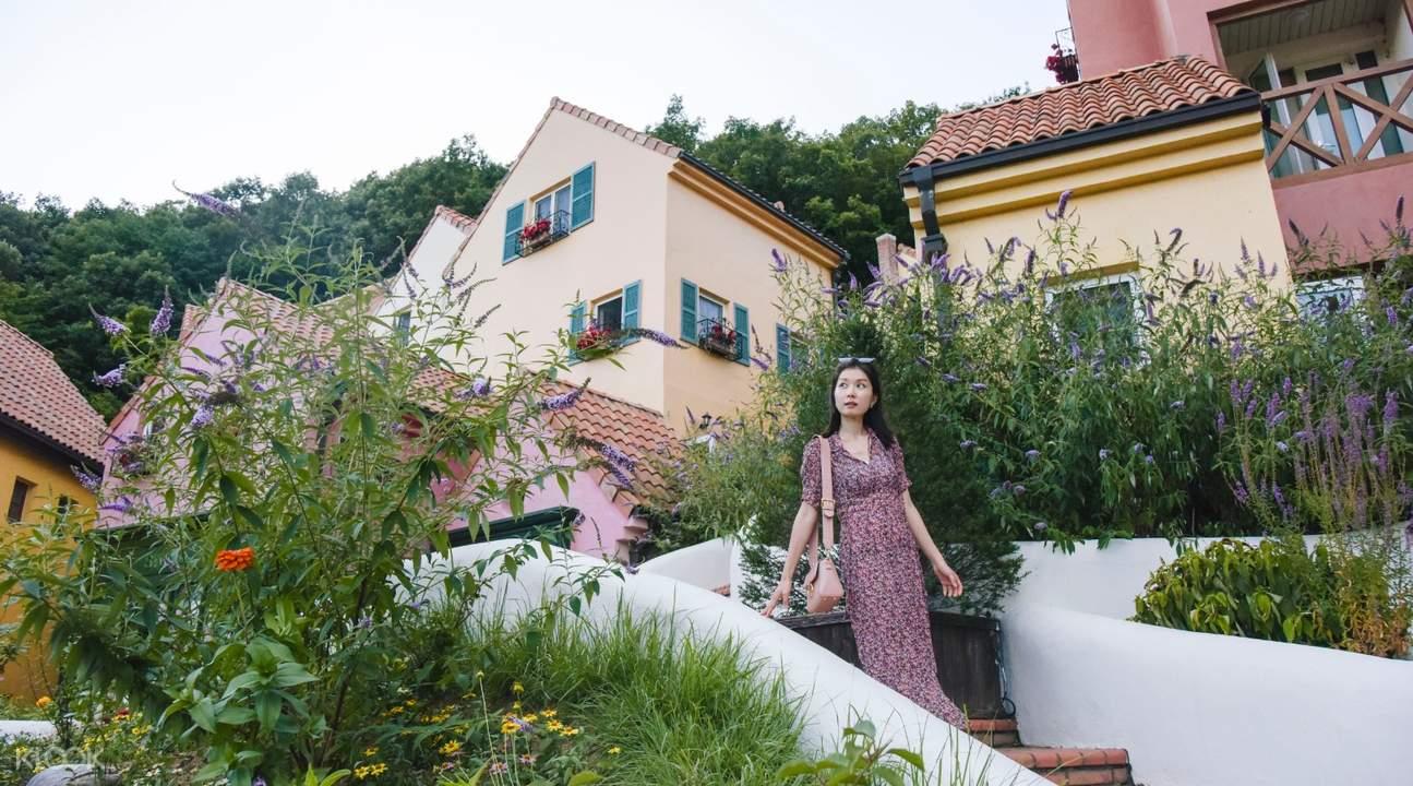 南怡島一日遊,首爾周邊一日遊,小法國村一日遊,韓國一日遊,韓國自由行,南怡島,小法國村,韓劇經典外景地