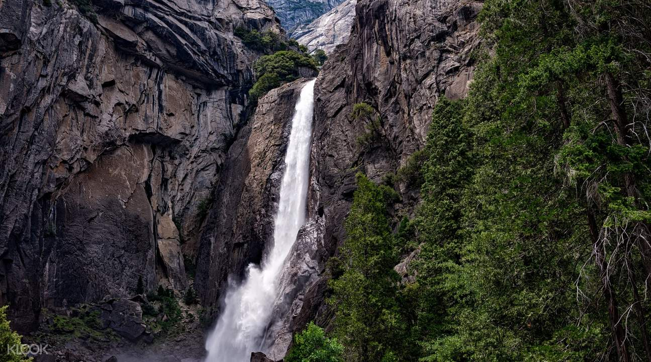 yosemite national park waterfalls