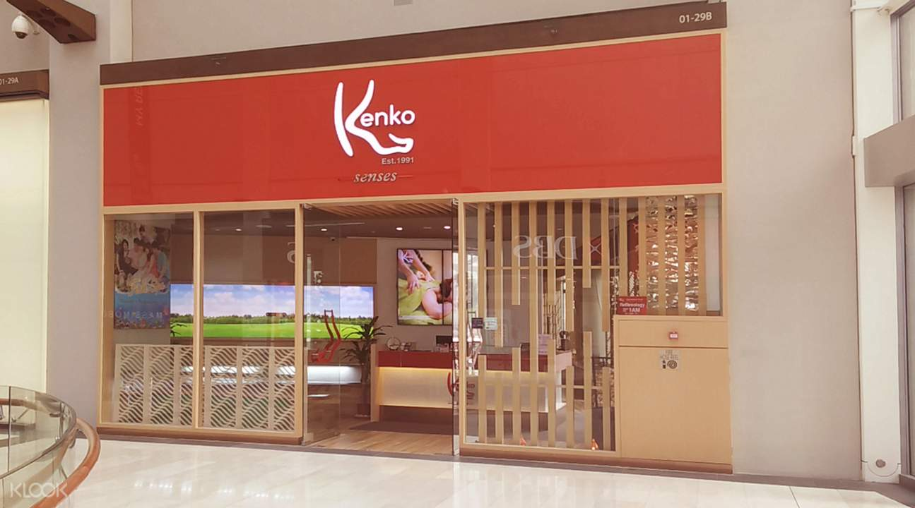 Kenko wellness fish spa klook for Fish spa near me