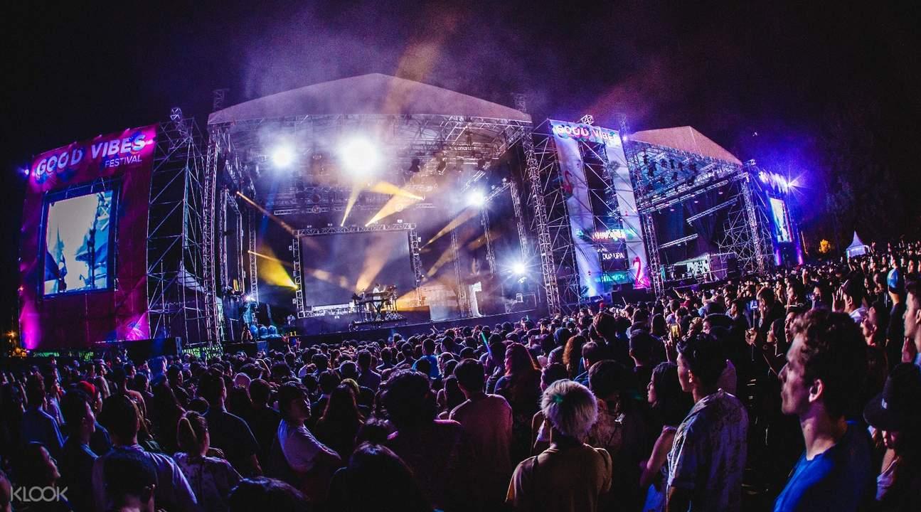 Good Vibes Festival 2018 Admission Ticket in Kuala Lumpur, Malaysia