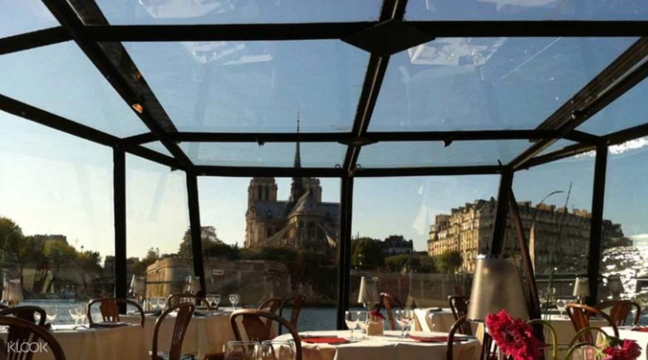 巴黎塞納河遊船