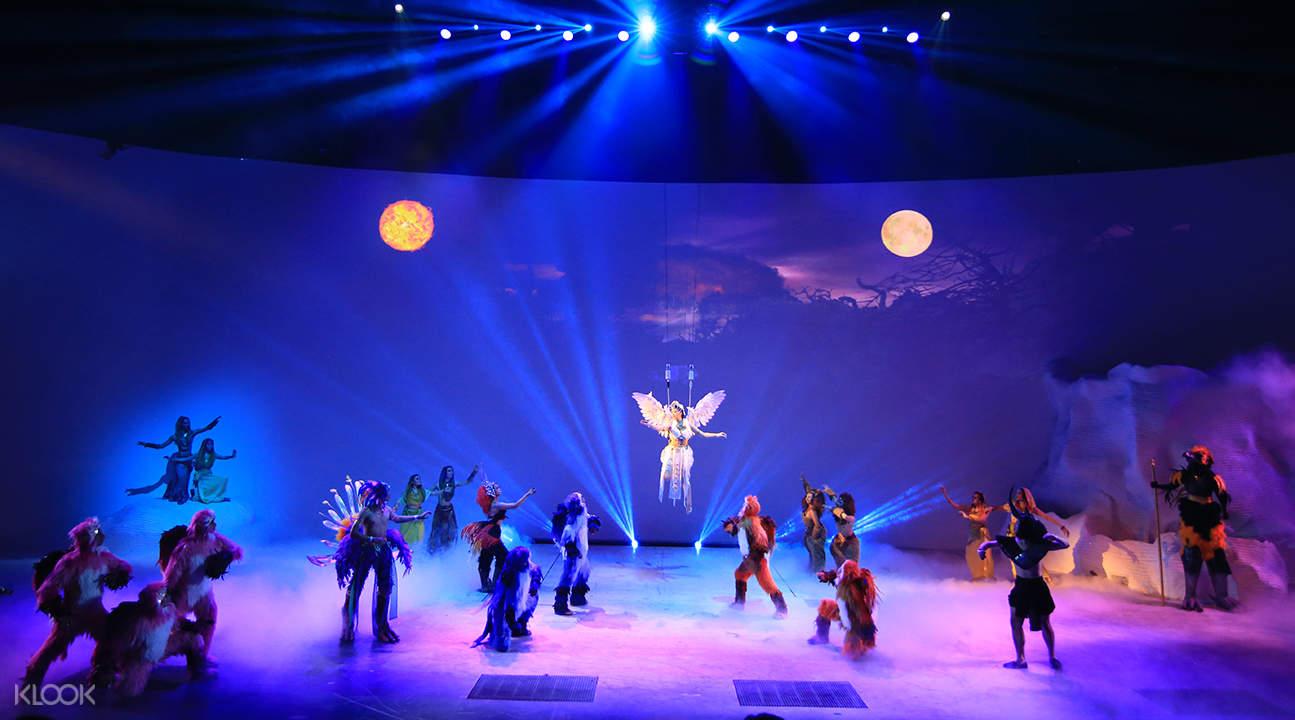HIMMAPAN AVATAR 喜瑪潘森林劇場門票