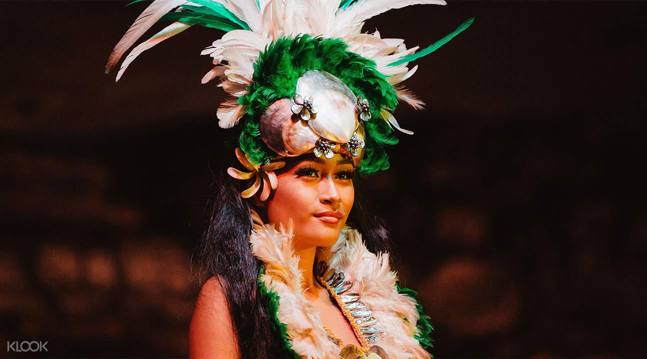 hawaii luau