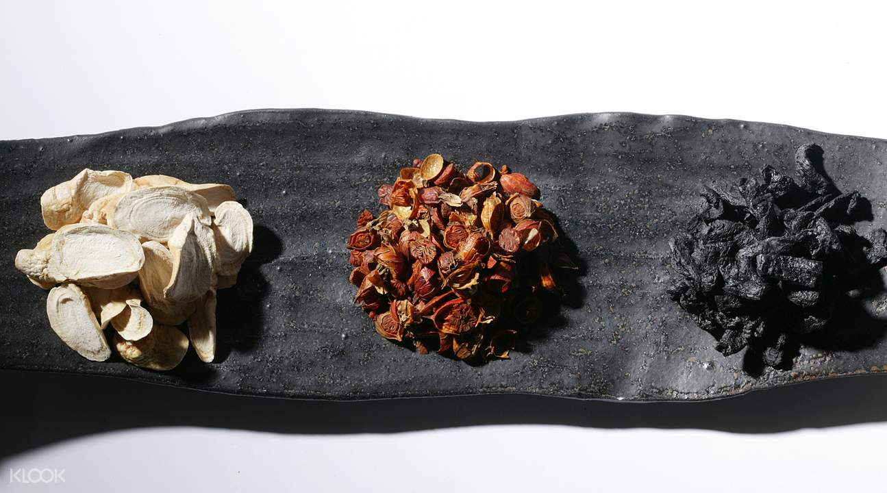 Korean traditional medicine hair