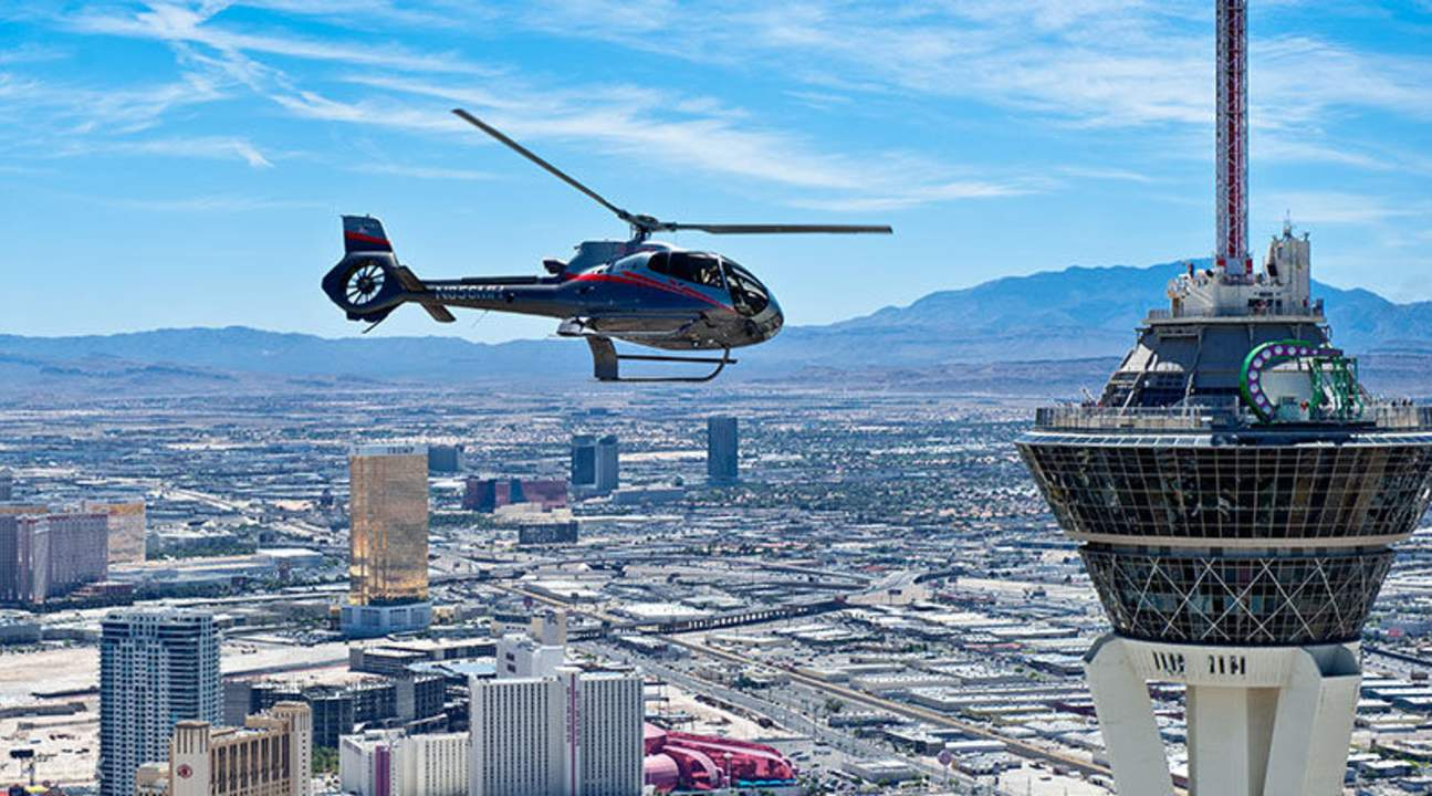 Stratosphere Observation Deck Ticket + VIP Access Las Vegas