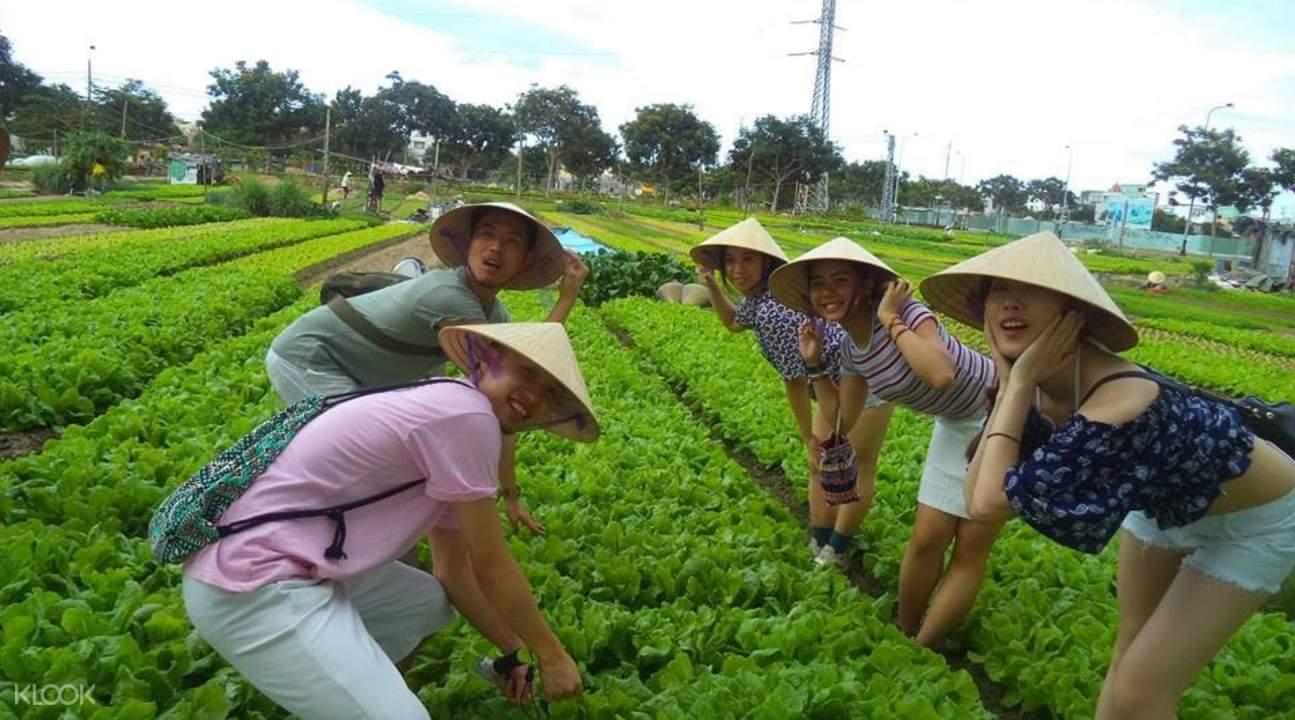 岘港家庭烹饪班