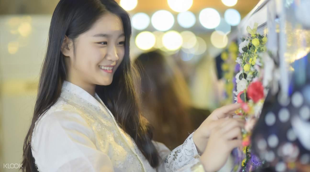 Hanboknam韓服體驗(景德宮分店)