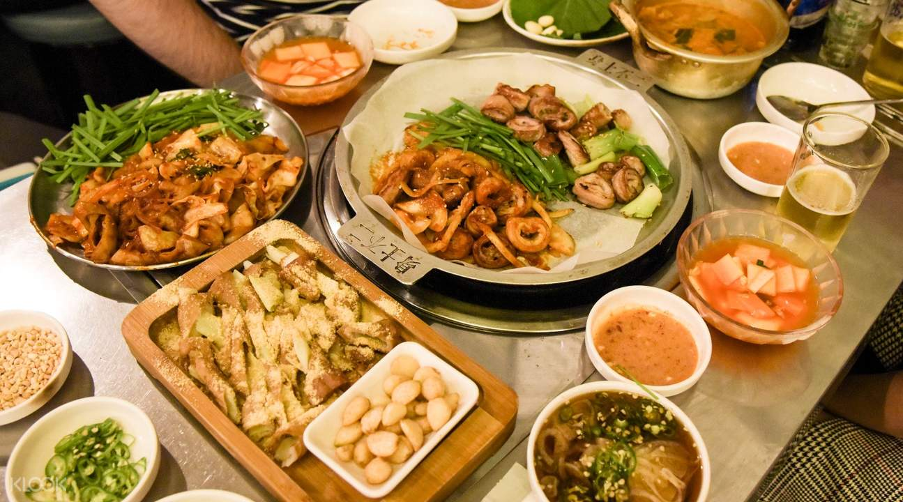 intestines gopsang passion island seoul south korea