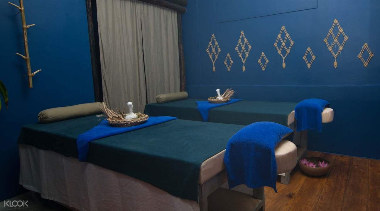 Khmer Relief Spa room